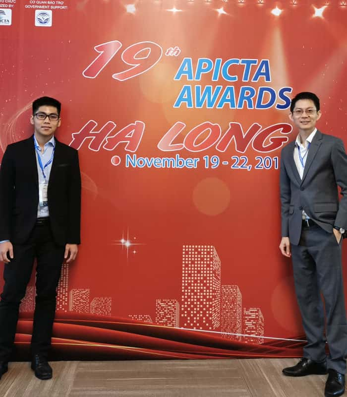 Innov8tif @ APICTA 2019 Awards